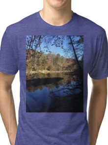 Alabama Lake Tri-blend T-Shirt