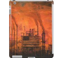 Five O'Clock Smog Report iPad Case/Skin