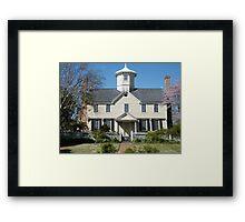 Cupola House Framed Print
