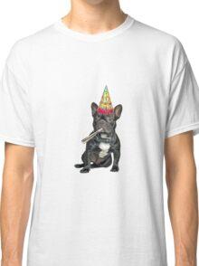 French Bulldog Birthday Classic T-Shirt