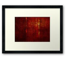 A Complexity of Mental Calibration Framed Print