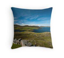 Isle of Harris Throw Pillow