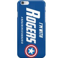 I'm with: Rogers iPhone Case/Skin