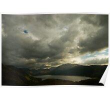 Loch Duich Poster