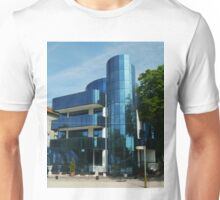 The blue house, Bulgaria Unisex T-Shirt