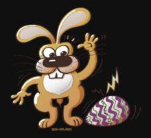 Easter Cracking Egg Kids Tee