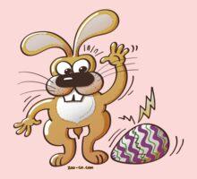 Easter Cracking Egg Baby Tee