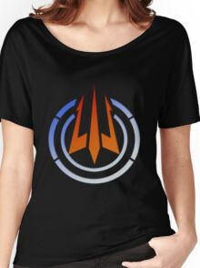 Black Ops III: Trident Logo Women's Relaxed Fit T-Shirt