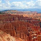 Bryce Canyon Utah by Martina Fagan