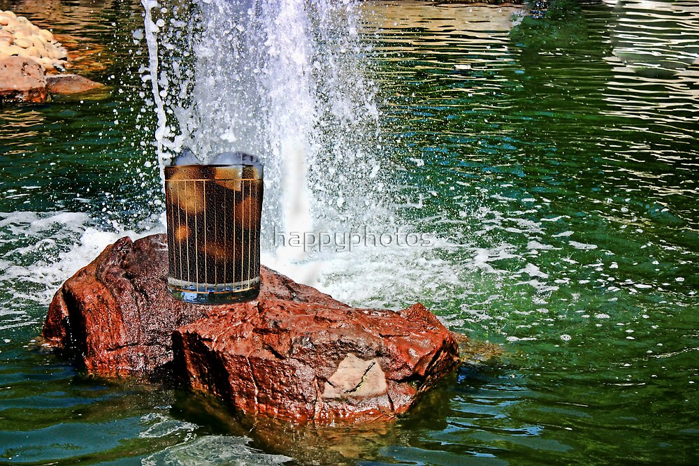 Bourbon on the rocks by happyphotos