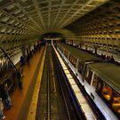 Washington D.C. Metro by BigD