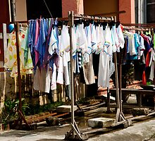 Laundry Racks by phil decocco