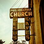 Philadelphia Church by MatMartin