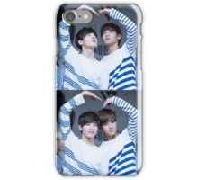 Meanie - Wonwoo and Mingyu  iPhone Case/Skin