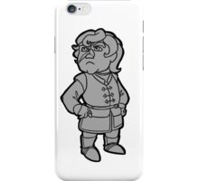 Tyrion Lannister B/W iPhone Case/Skin