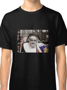 Battle Nun Classic T-Shirt