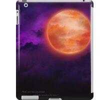 Bloodborne Blood Moon iPad Case/Skin