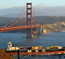 golden gate by hitomimyhomie