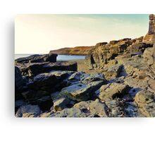 Volcanic Rocks - Glendale Canvas Print