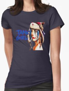 Tank Girl Womens Fitted T-Shirt