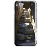 Stone Stairway iPhone Case/Skin