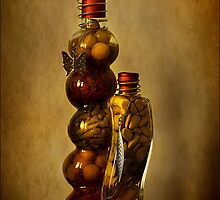 Spice Bottles by hampshirelady