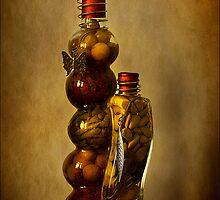 Spice Bottles by hampshirelady