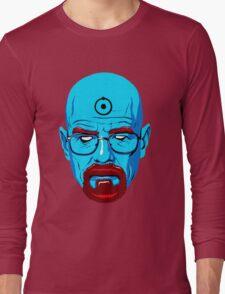 BREAKING BAD-WALTER WHITE-DR MANHATTAN Long Sleeve T-Shirt