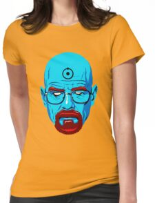 BREAKING BAD-WALTER WHITE-DR MANHATTAN Womens Fitted T-Shirt