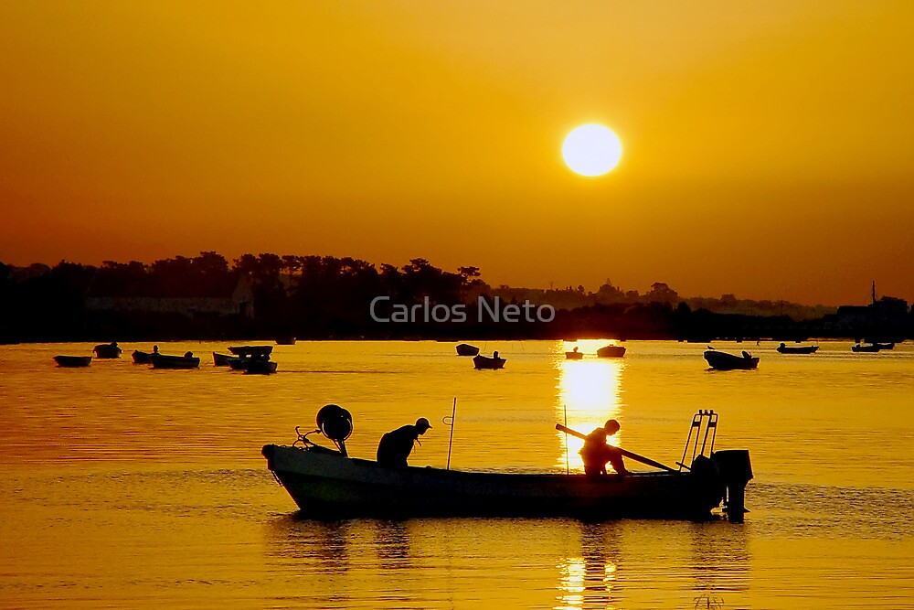 A new day... by Carlos Neto