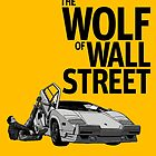 THE WOLF OF WALL STREET-LAMBORGHINI COUNTACH by tomasb94