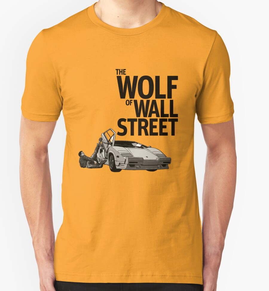 the wolf of wall street lamborghini countach t shirts hoodi. Black Bedroom Furniture Sets. Home Design Ideas