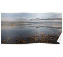 Palsko Lake, Pivka lakes, Slovenia Poster