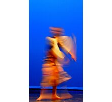 move... Photographic Print
