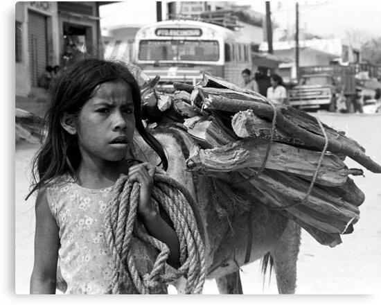 Main Street, Puerto Escondido, Mexico by photosbytony