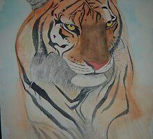 Shea Khan Tiger by sueangel