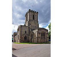 Melbourne Parish Church, Derbyshire Photographic Print