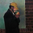 The Cigarette by Norman Kelley