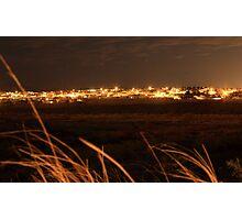 Serenity at night Photographic Print
