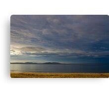 Kingston Beach, Tasmania Canvas Print