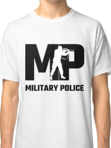 MP Military Police Classic T-Shirt