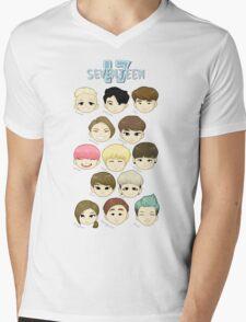 SEVENTEEN Chibi Heads T-Shirt