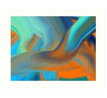 More Colors Art Print