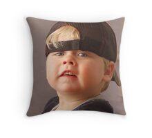 Isaac  Throw Pillow