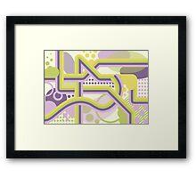 Design (2) Framed Print