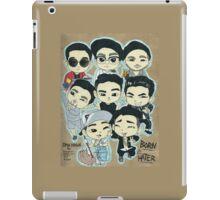 Born Hater iPad Case/Skin