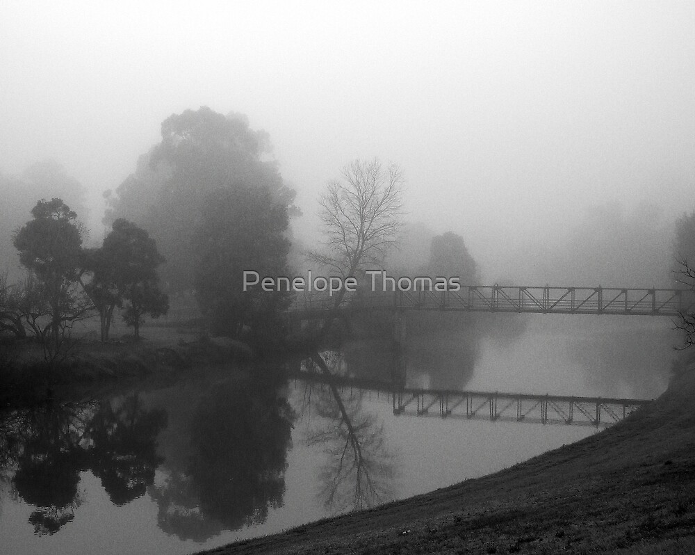 Morning by the River by Penelope Thomas