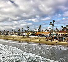 """""""The End of a Day"""" - Newport Beach CA by Aurora Vaz"""