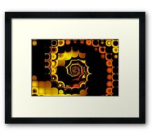 TGS Fractal Abstract 3 Framed Print