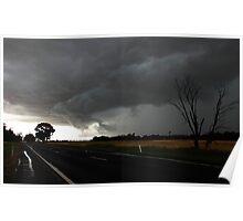 Severe Thunderstorm Poster